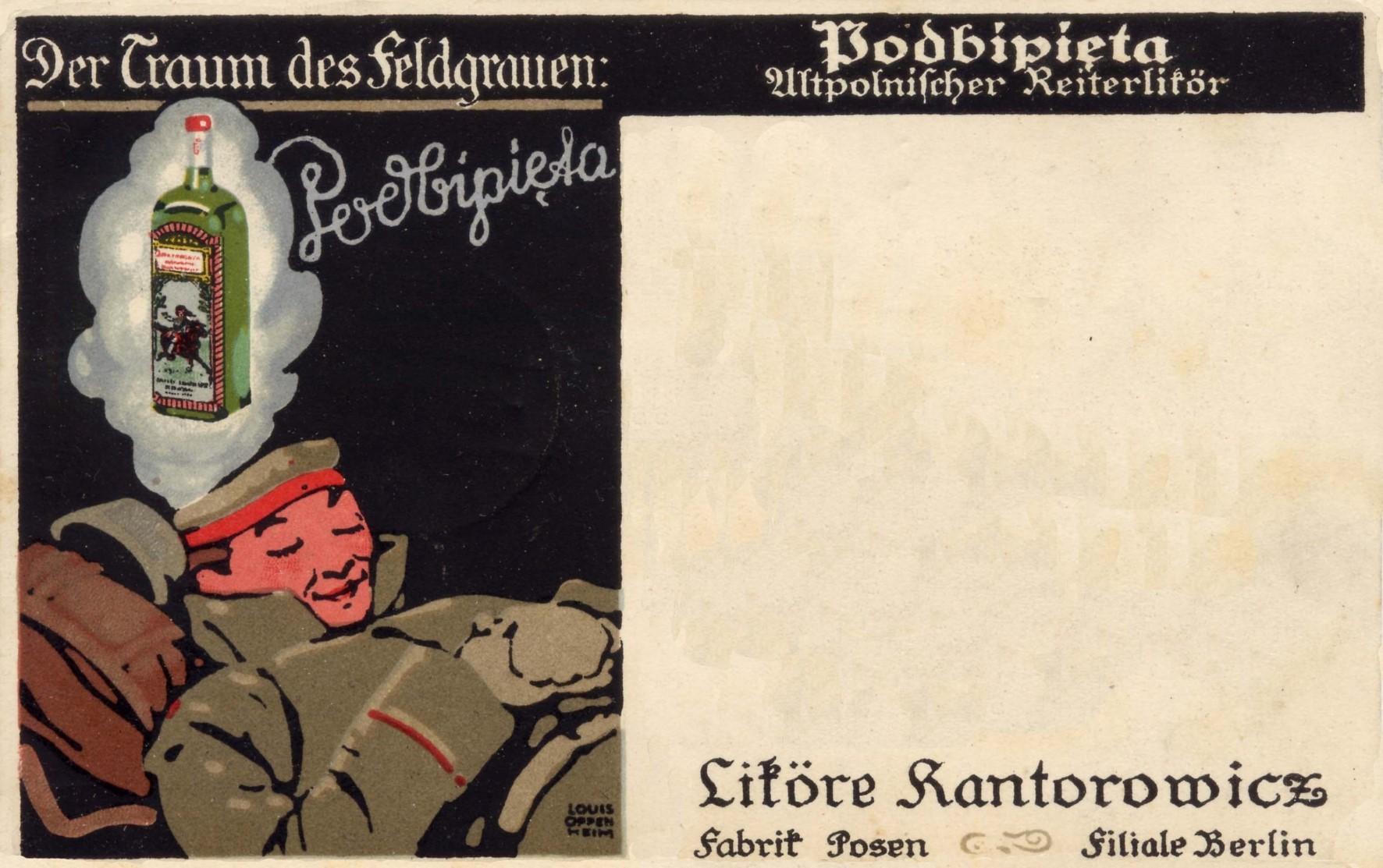 Kantorowicz Feldpostkarte 2, ©Stephan Becker, Brüssow