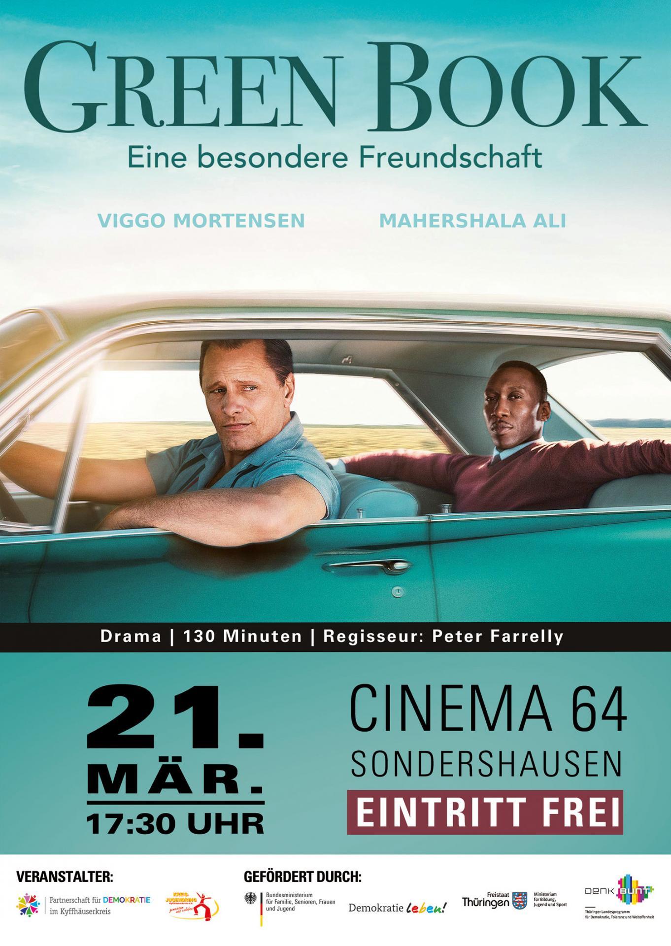 Green Book 21.03.2020 | Cinema 64