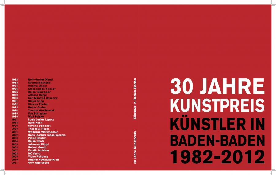 30 Jahre Kunstpreis