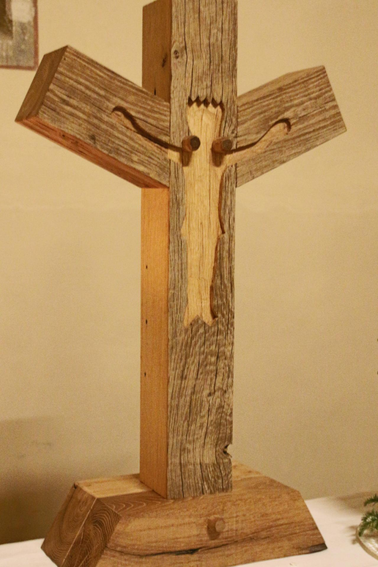 Altarkreuz Ev. Kirche Görzhain