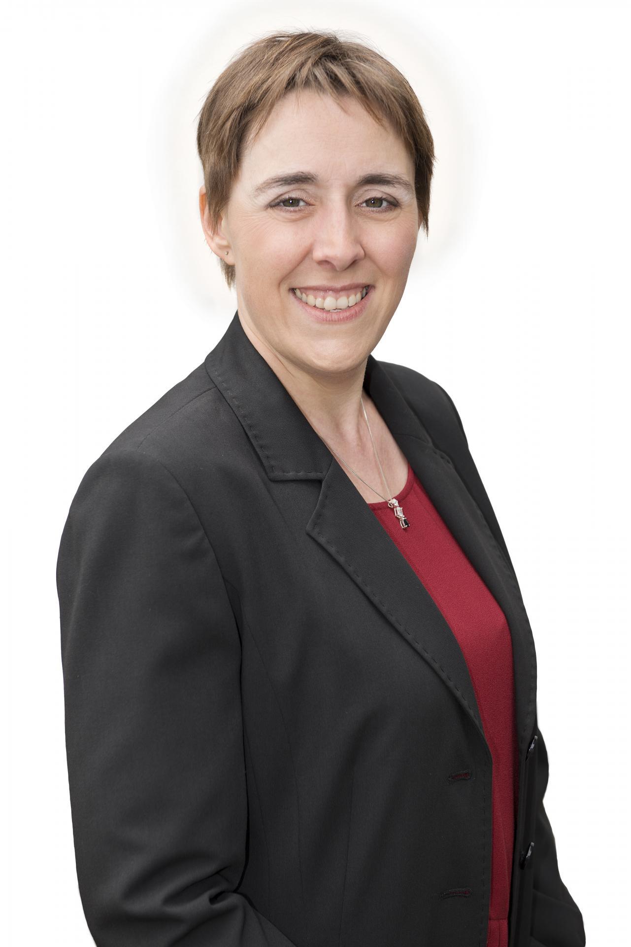 Bürgermeisterin Kirsten Frömel