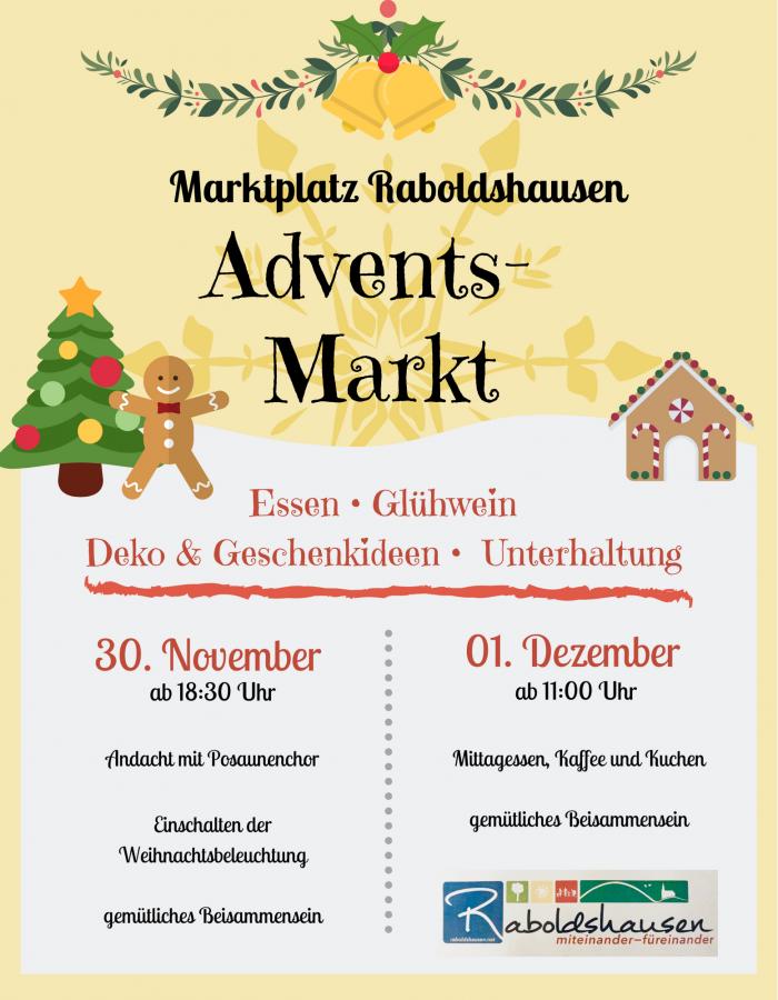 Adventsmarkt 2019