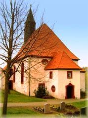 Die Kirche in Sitten