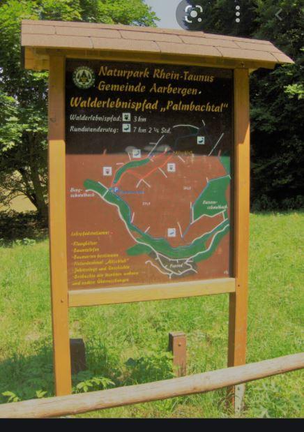 Walderlebnispfad Palmbachtal