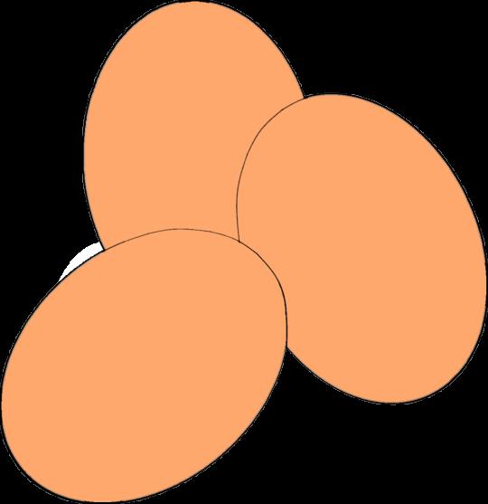 Eier Zeichnung