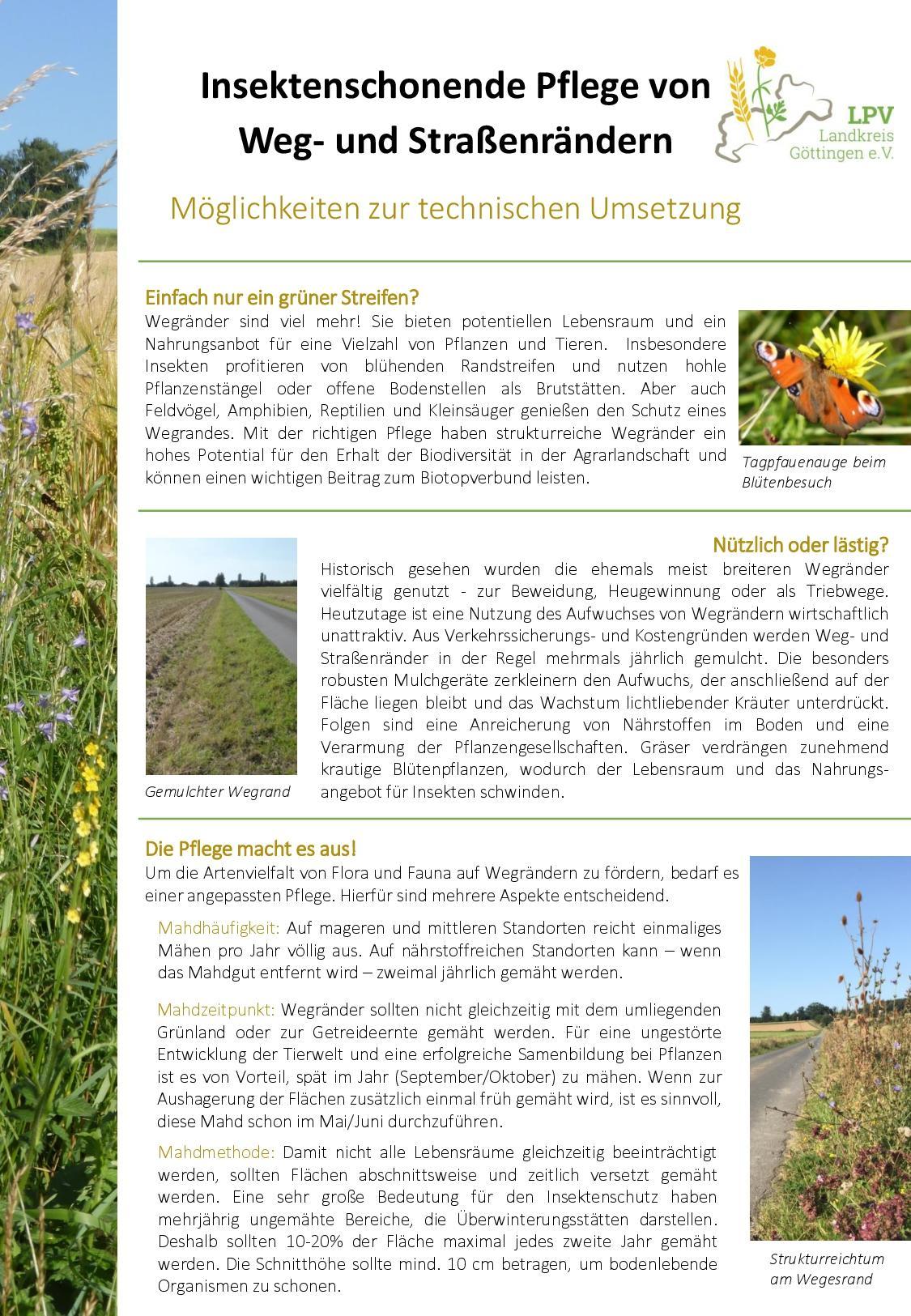 Bild Infoblatt Mahdtechnik
