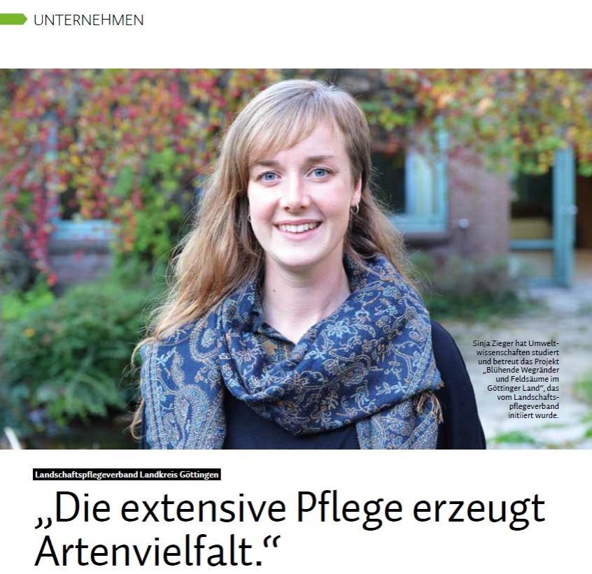 Interview Zeitschrift Lohnunternehmen