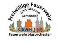 Neues Logo des Feuerwehrblasorchesters Gransee