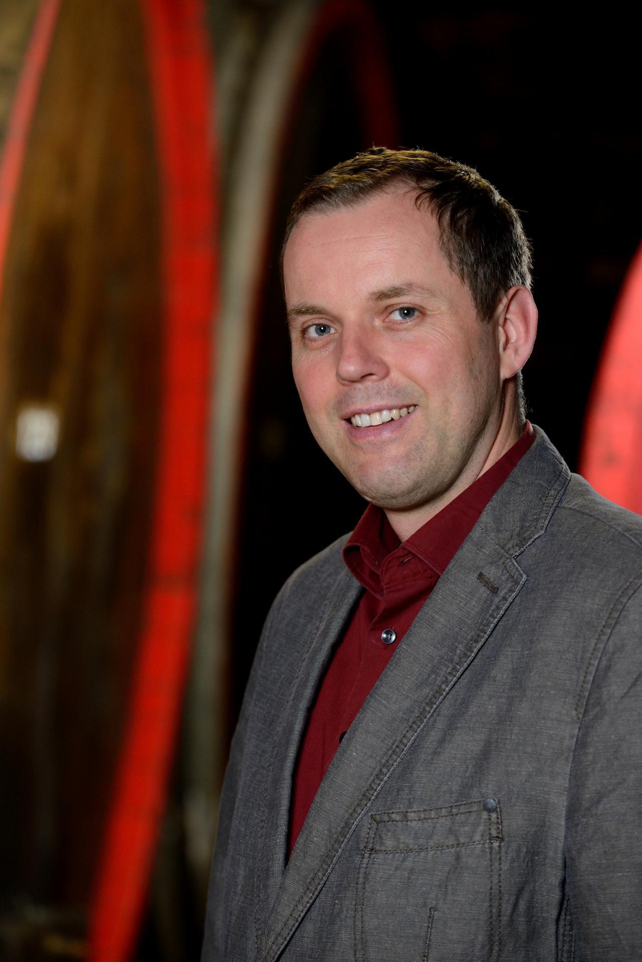 Weinbaupräsident Hans Albrecht Zieger (Foto: Weinbauverband Saale-Unstrut)