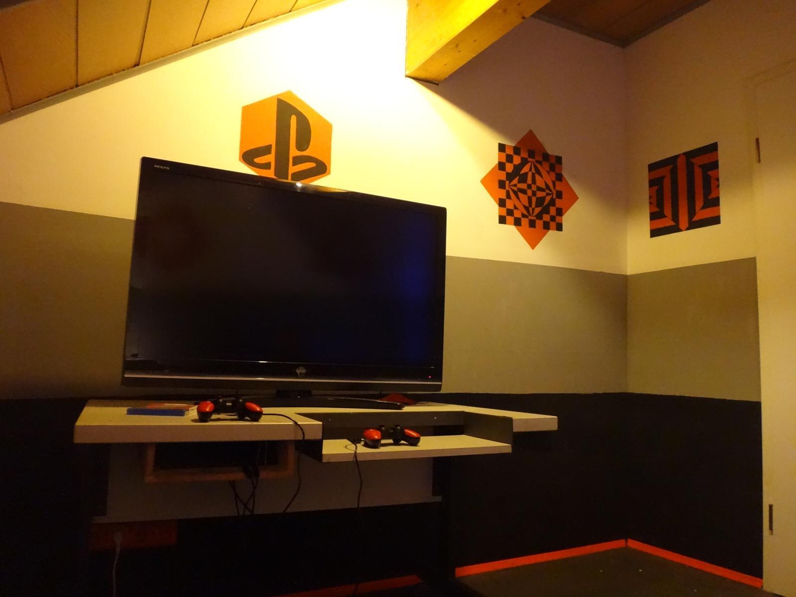Playstationzimmer