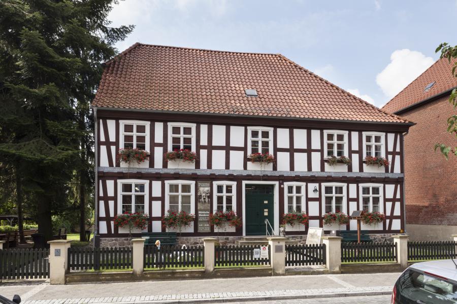 """Foto: Stadt Wittenberge/Stadtmuseum """"Alte Burg"""" Wittenberge"""