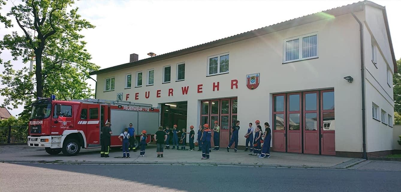Jugendfeuerwehrdienst