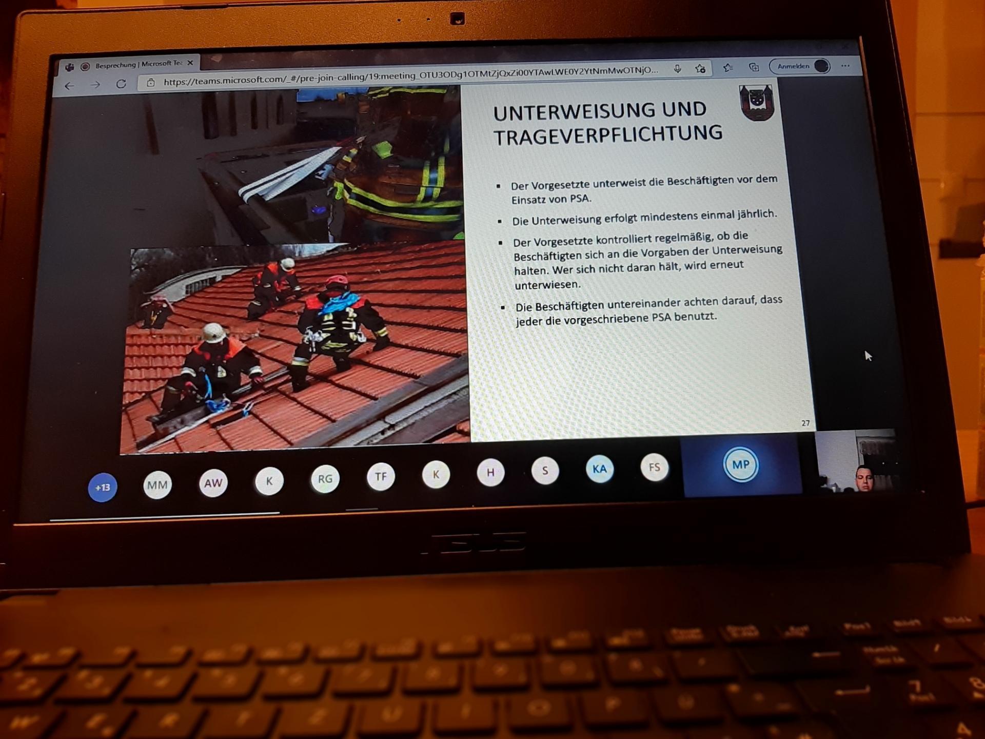 Online-Ausbildung