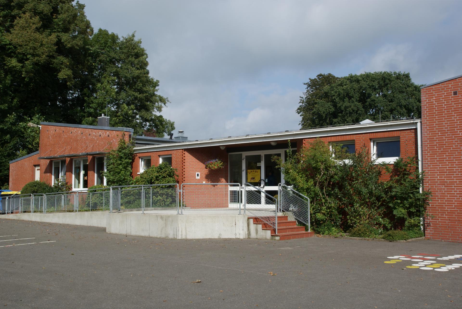 Ev.-Luth. Kindertagesstätte Kiebitzreihe