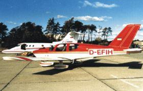 Sport- und Geschäftsflugzeuge