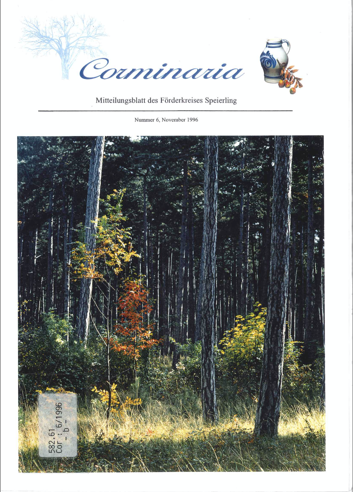 Corminaria Heft Nr. 6