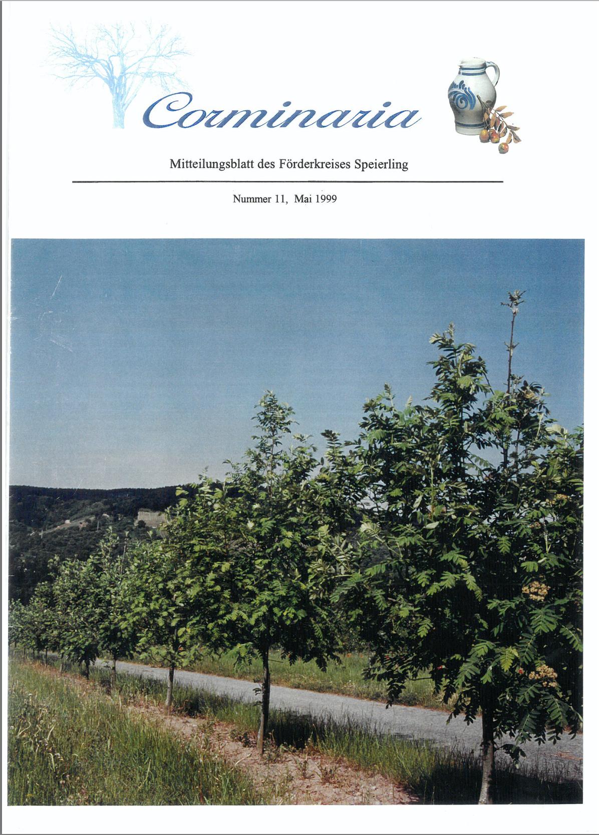 Corminaria Heft Nr. 11