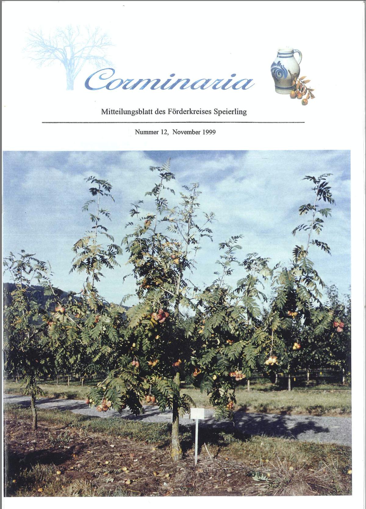 Corminaria Heft Nr. 12