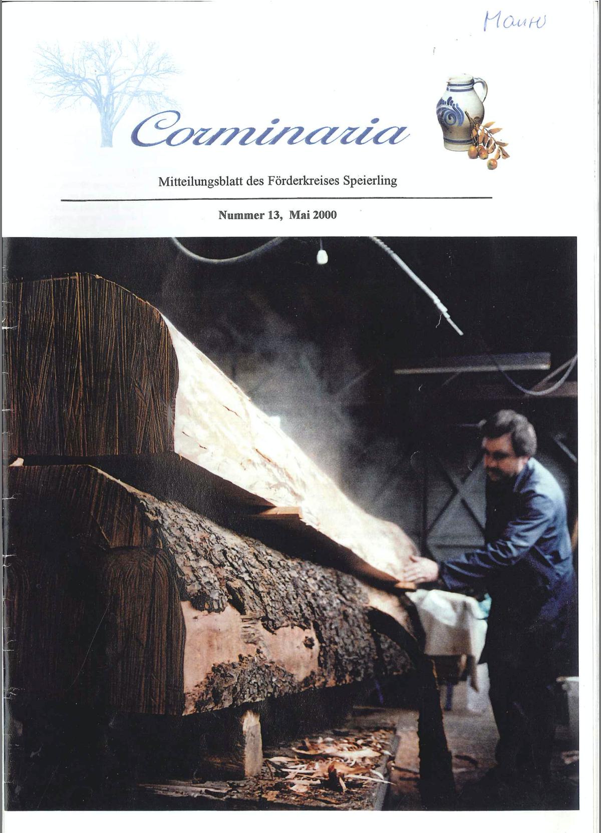 Corminaria Heft Nr. 13