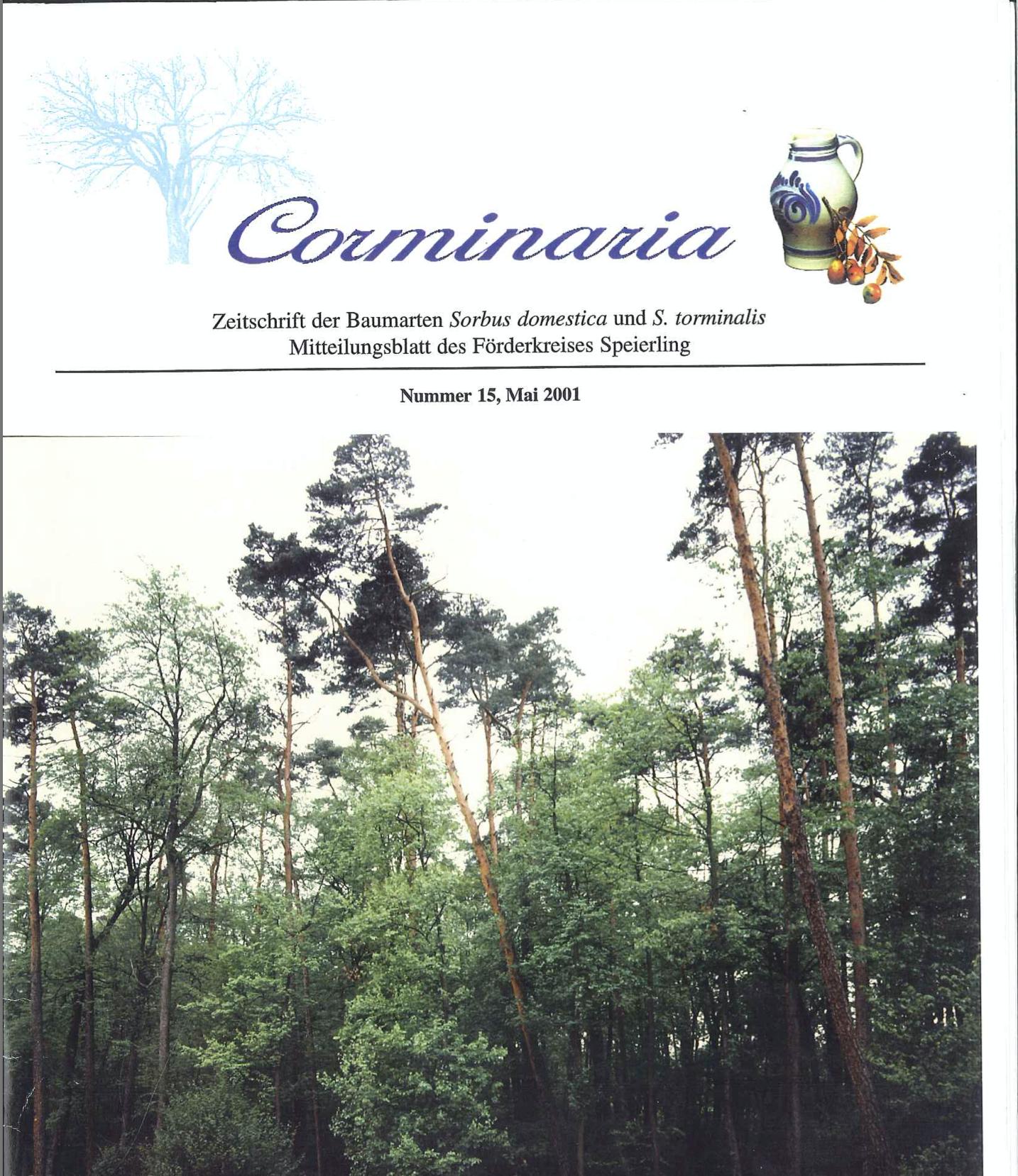 Corminaria Heft Nr. 15