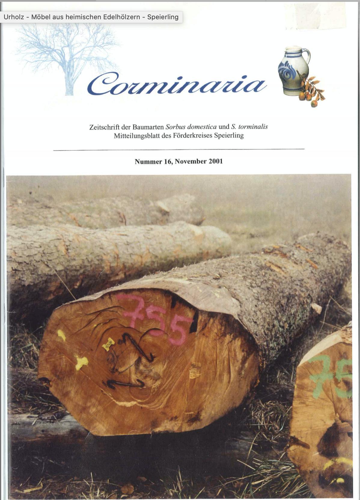 Corminaria Heft Nr. 17