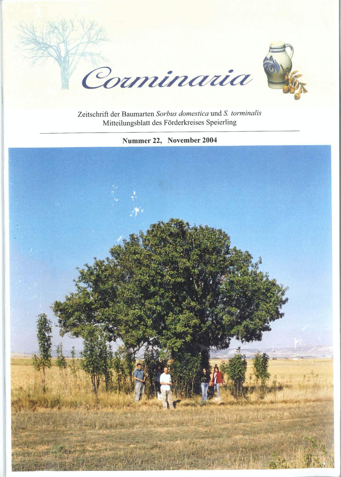 Corminaria Heft Nr. 22