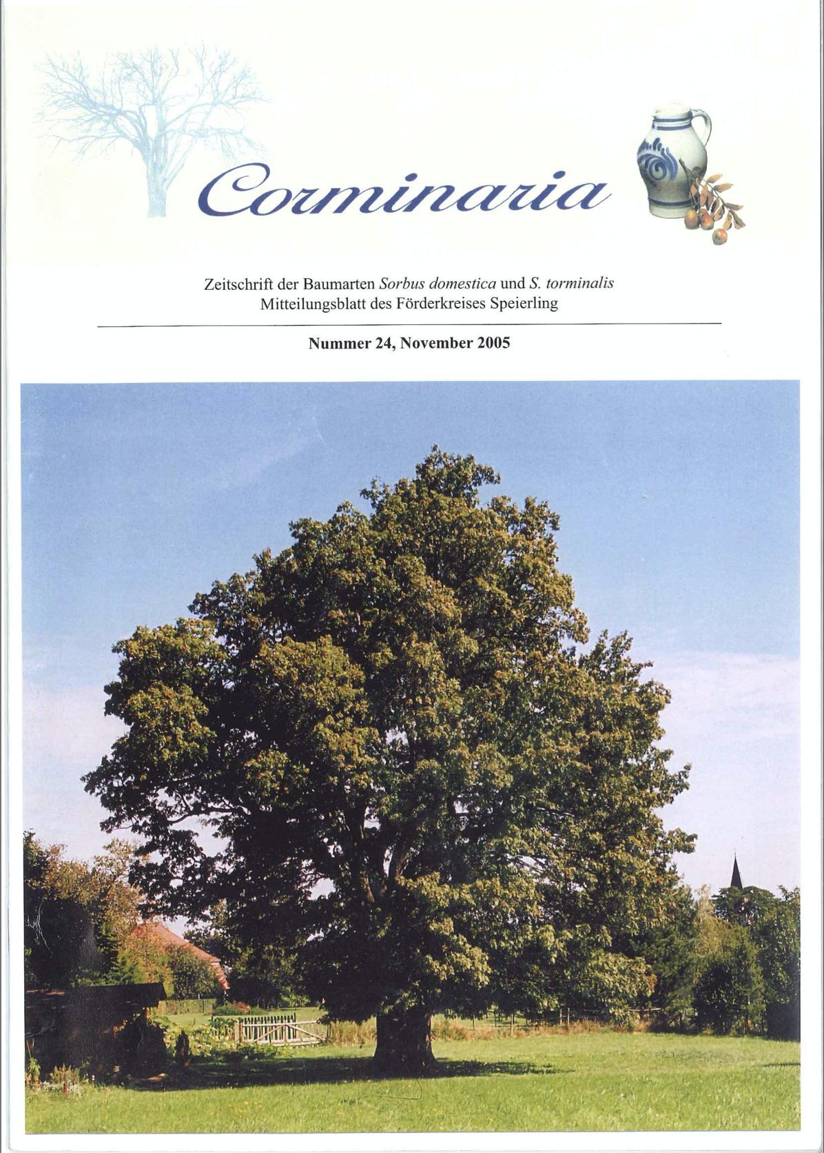 Corminaria Heft Nr. 25