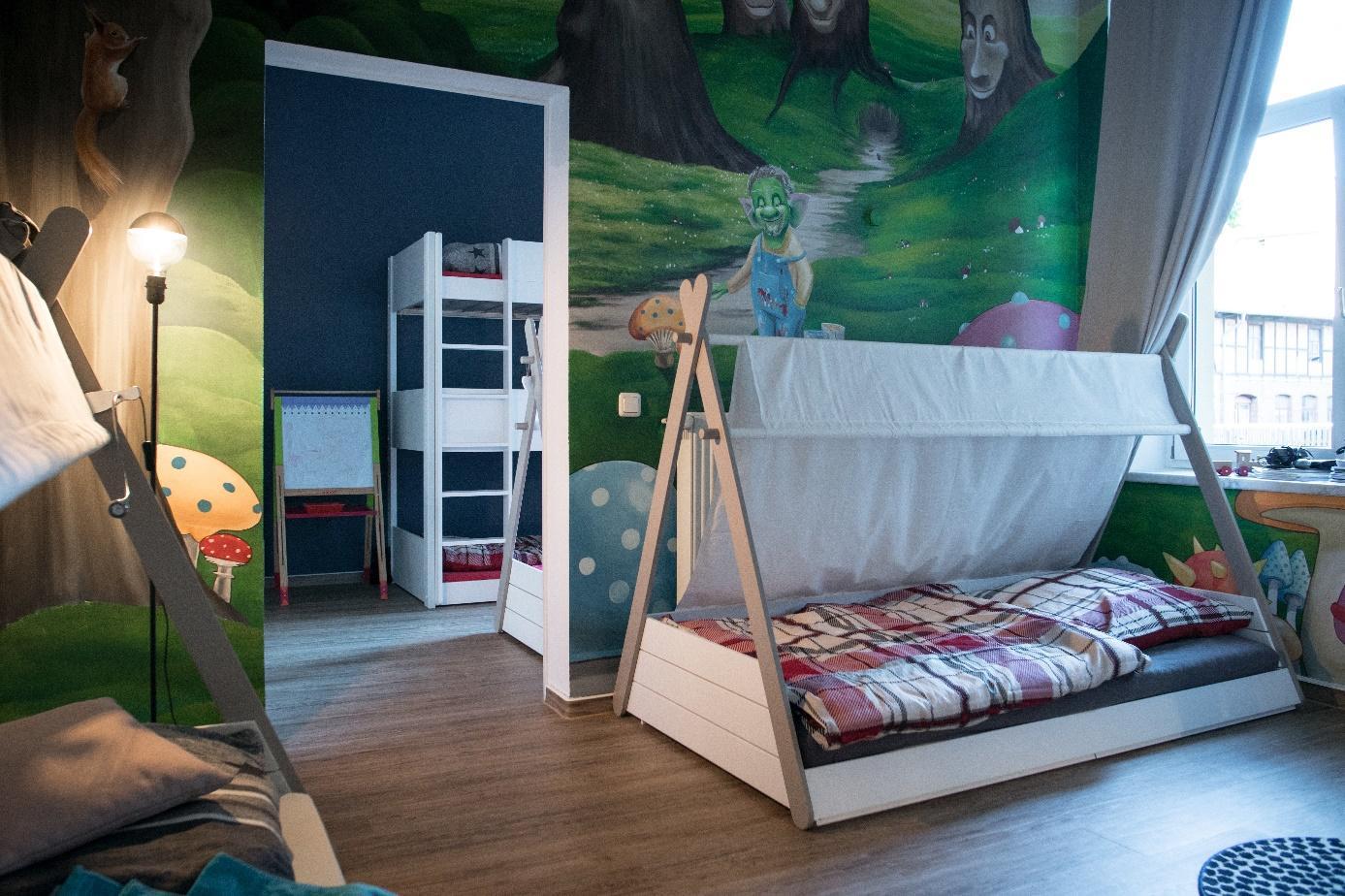 KINDheitstRAUM 3+1-Zimmer