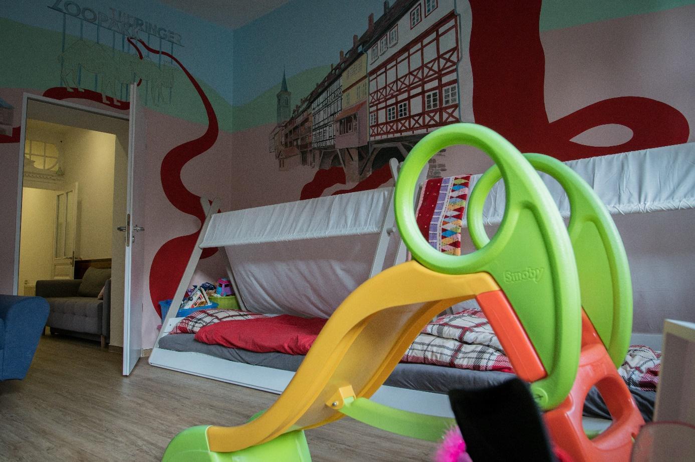 KINDheitstRAUM Erfurt-Zimmer