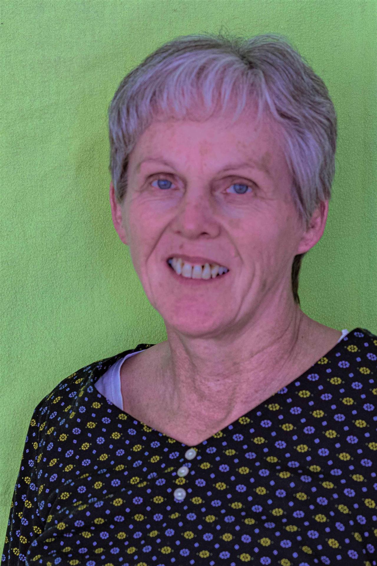 Anita Gerner, Hauswirtschaftskraft
