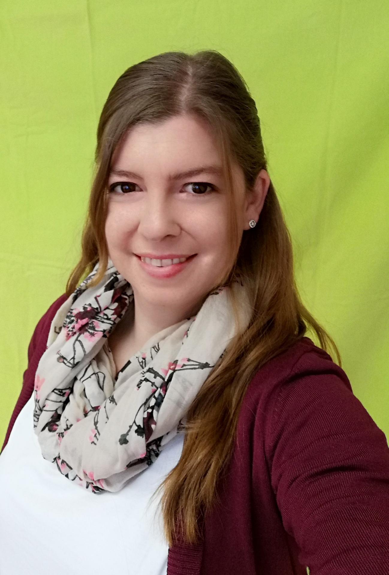Melanie Ruf, Kindergartenleitung