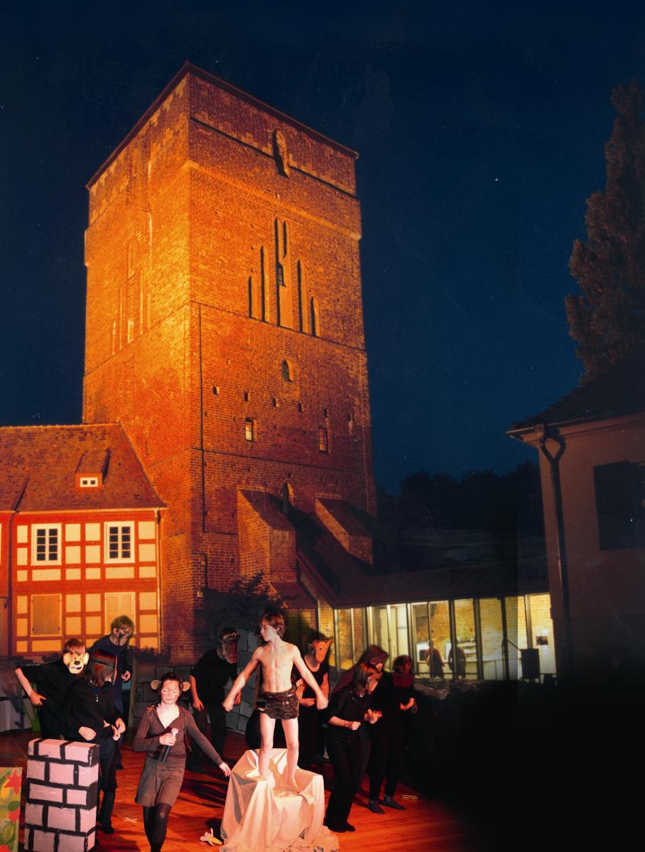 Museum und Theater zur Mitternacht