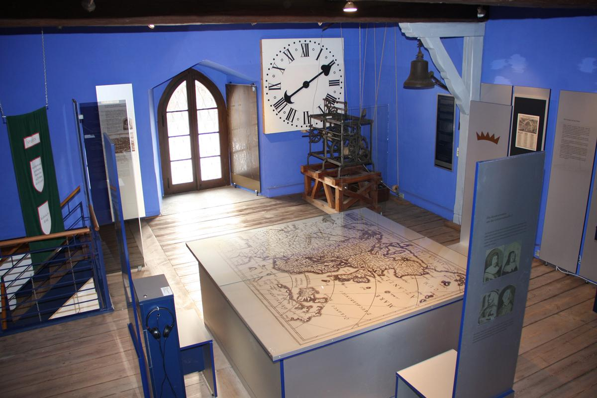 MDK - E 2 - Blick in die Ausstellung