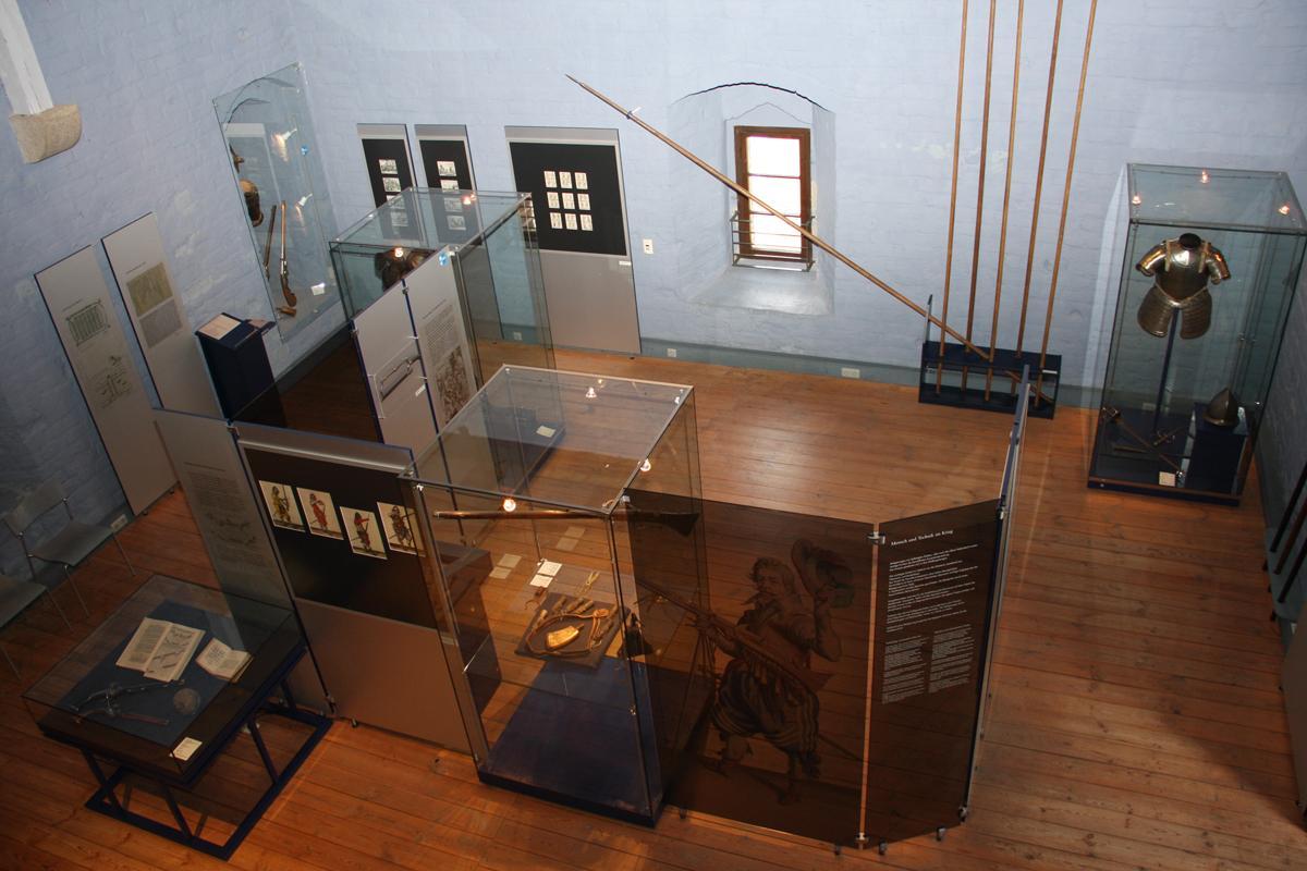 MDK - E 5 - Blick in die Ausstellung