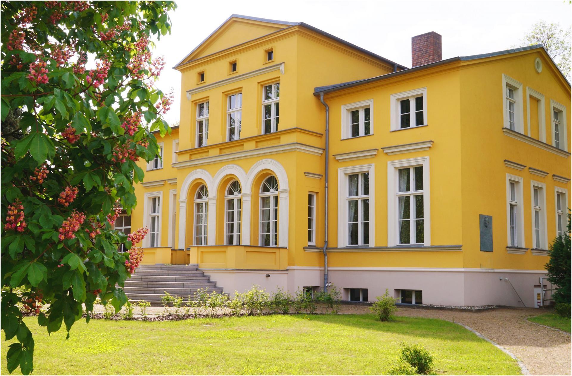 Gerhart-Hauptmann-Museum, Foto: Stadt Erkner