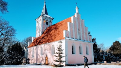 Kirche Criewen