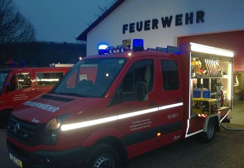 Feuerwehrfahrzeug Barlissen