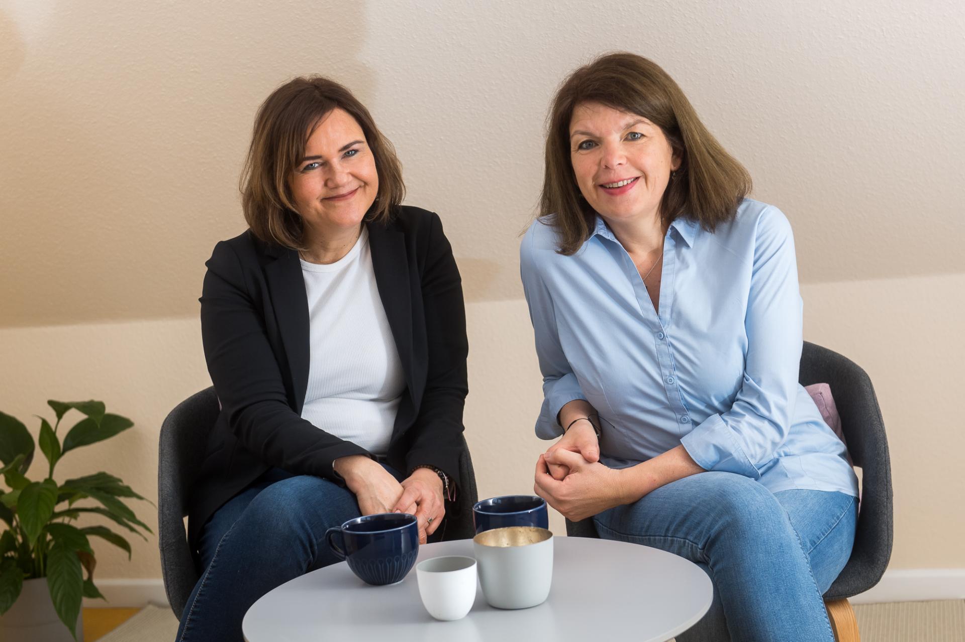 Monika Petersen, Kirsten Biegemann