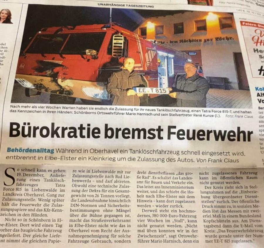 Tatra Zeitung 2
