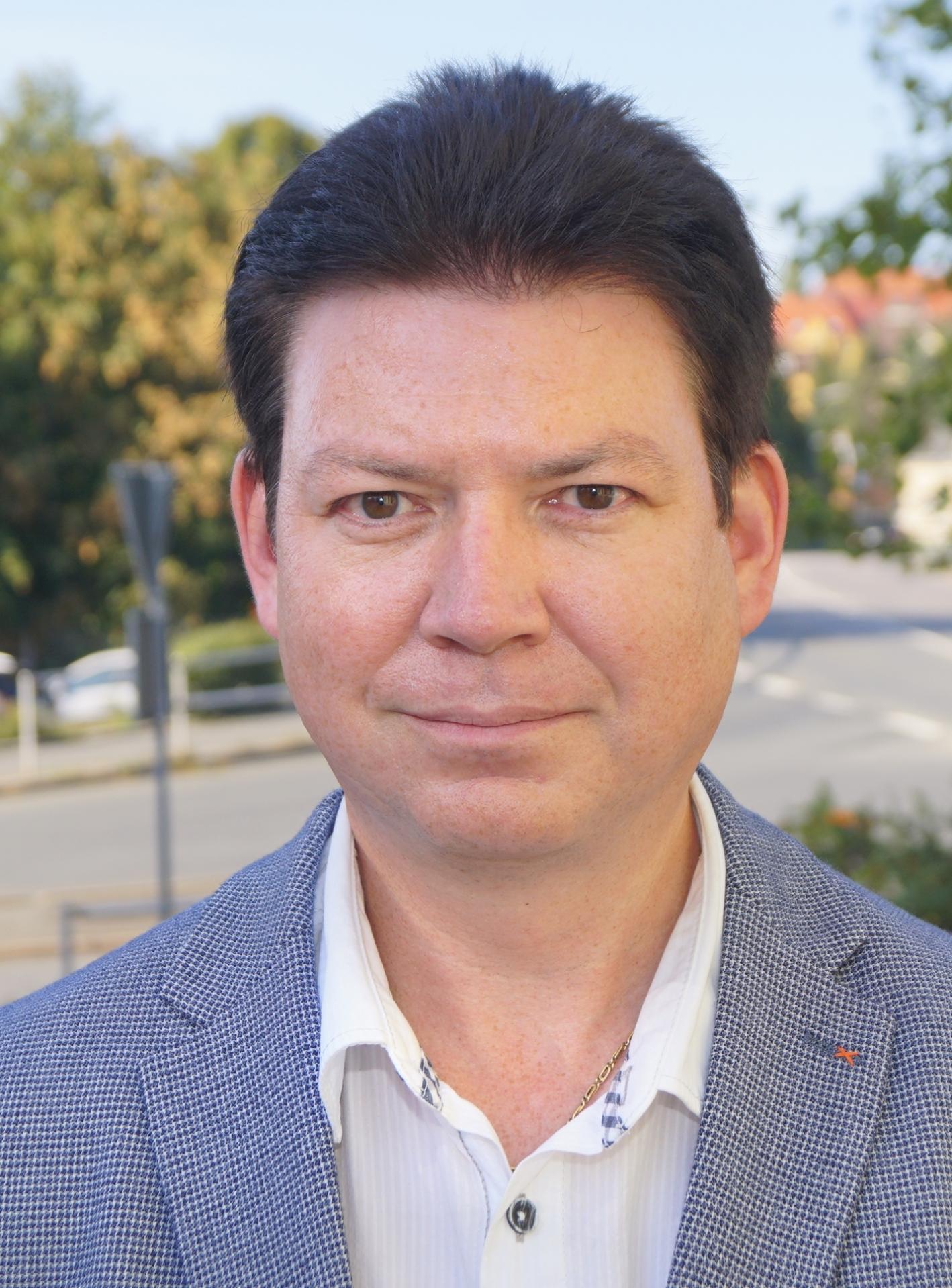 Stadtrat Herr Jens Breitfeld