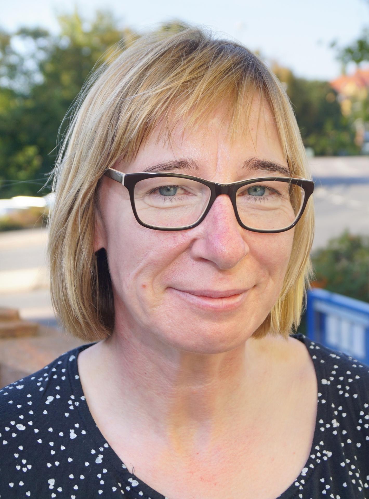 Stadträtin Frau Ute Gubick
