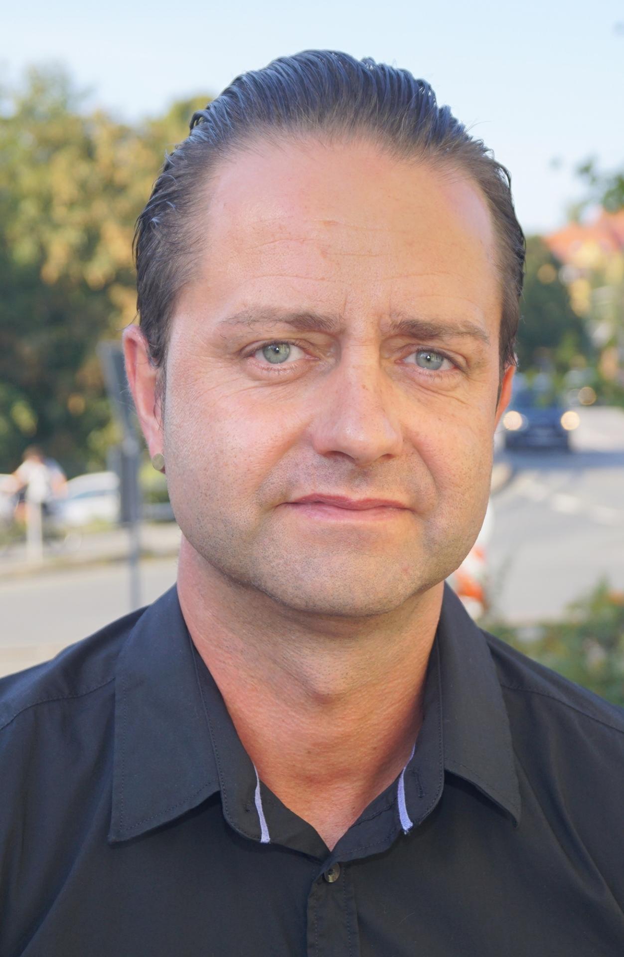 Stadtrat Herr René Löscher