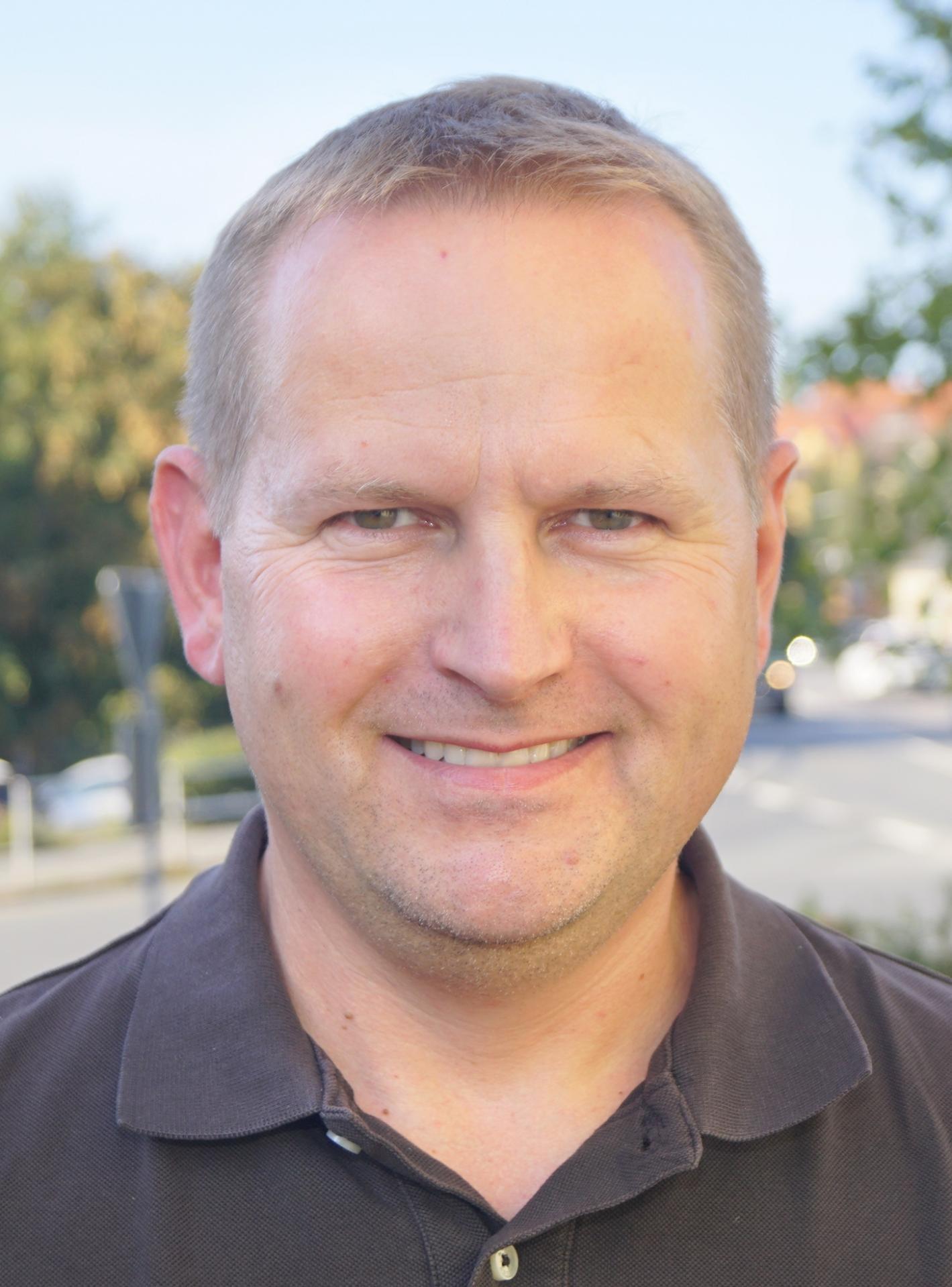 Stadtrat Herr Toni Rißmann
