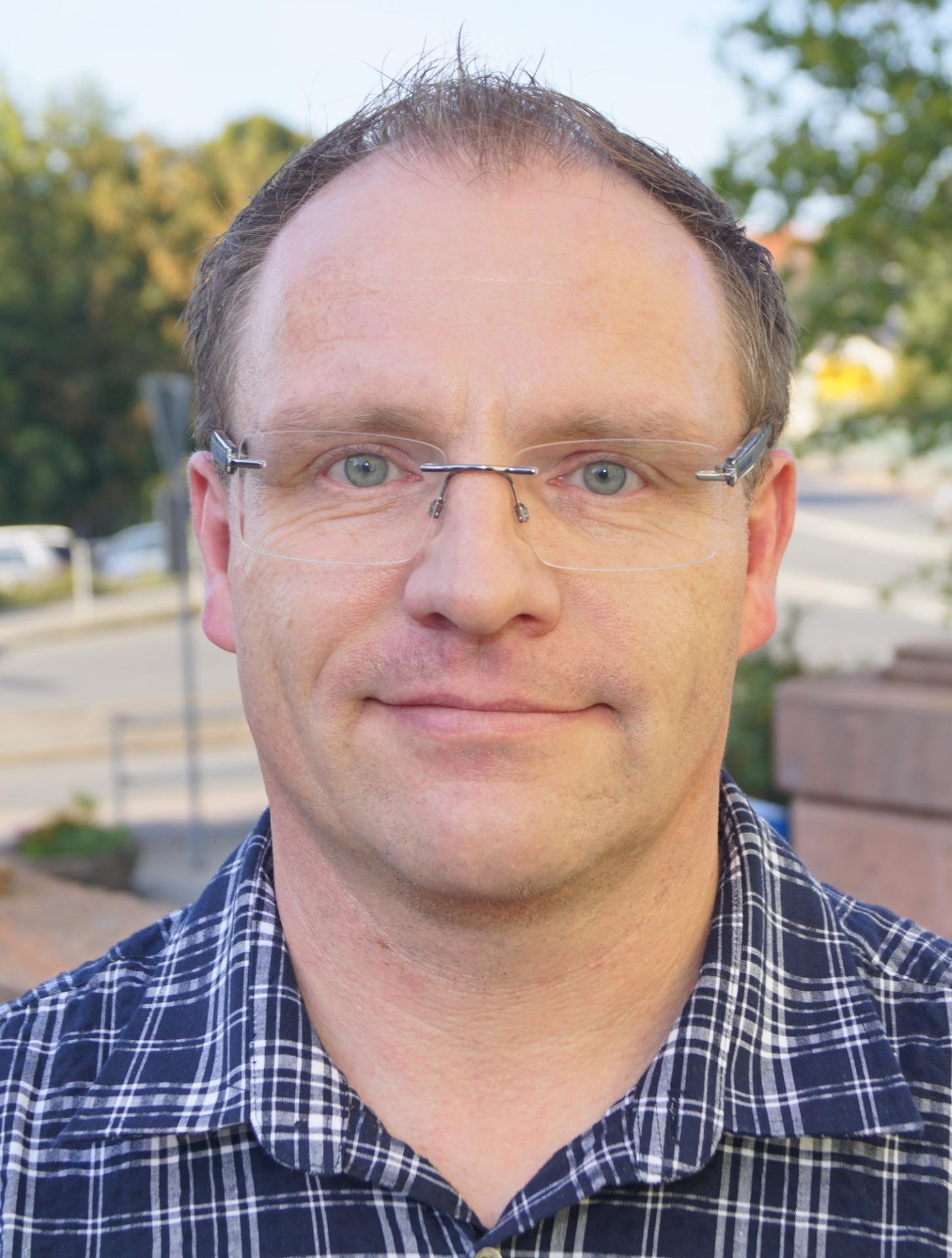 Stadtrat Herr Jan-Olaf Streit