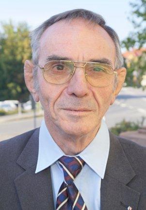 Stadtrat Dr. Hans-Günter Wilhelm
