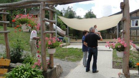 Beteiligung am Tag der offenen Höfe und Gärten