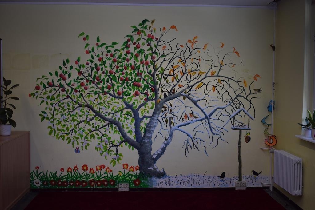 Vier-Jahreszeiten-Baum