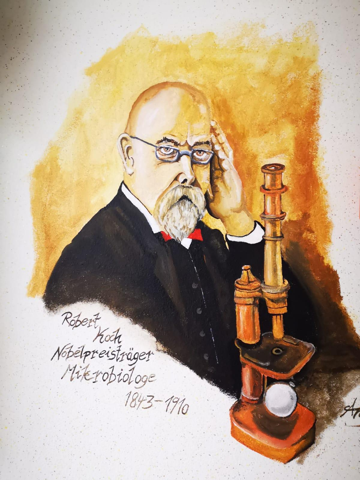 Robert Koch von Andy Hartkopf