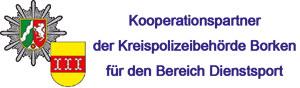 Kreispolizeibehörde Borken Logo