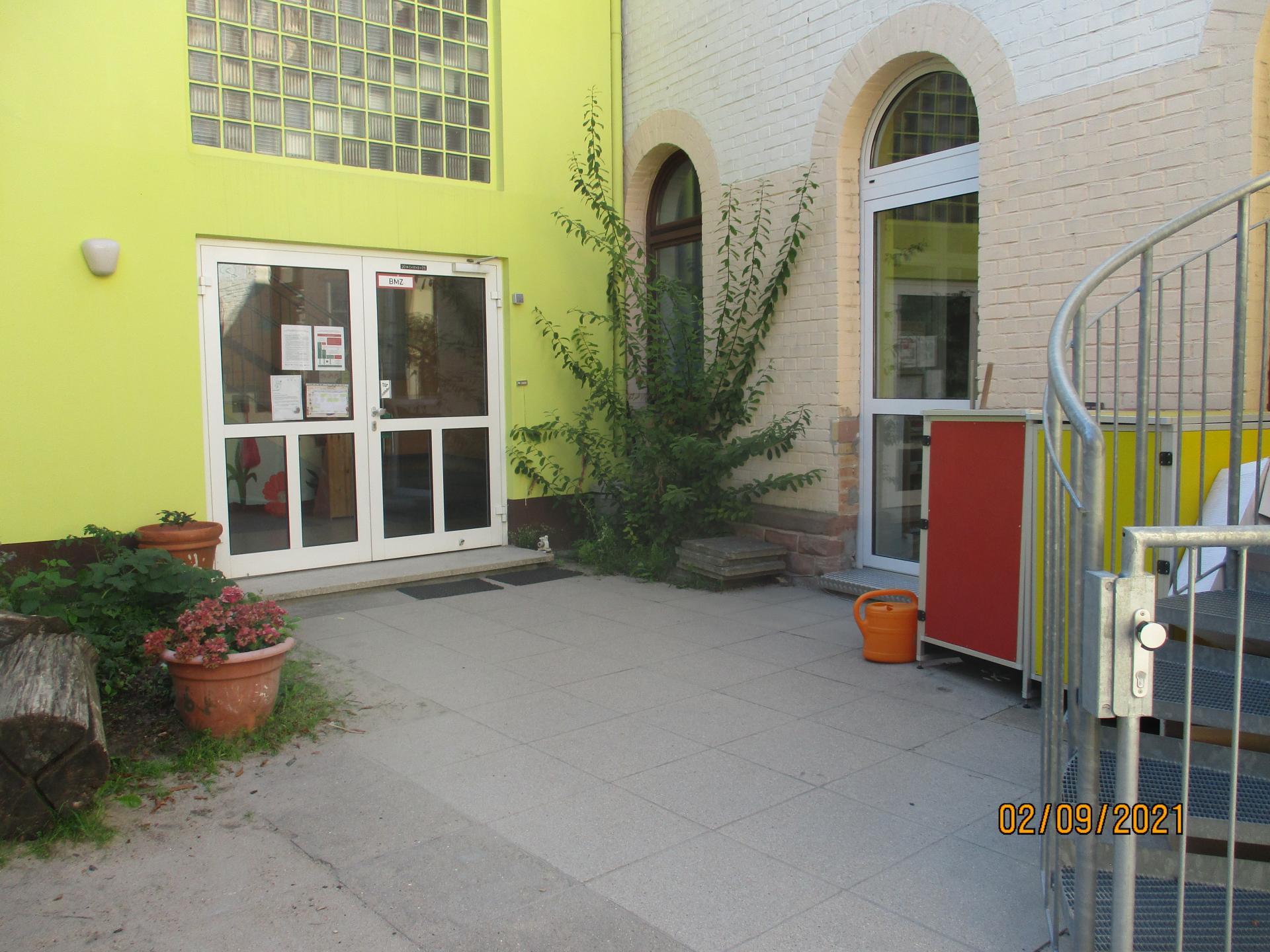 KiTa Eingang